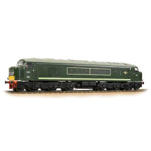 Bachmann 32-682SF Class 45/0 D53 'Royal Tank Regiment' BR Green SYP DCC Sound Fitted