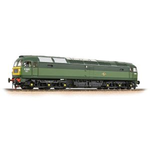 Bachmann 32-806DS Class 47/0 D1842 BR Two Tone Green SYP DCC Sound Fitted