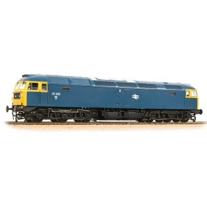 Bachmann 32-807SF Class 47/4 47435 BR Blue DCC Sound Fitted