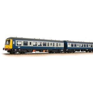 Bachmann 32-908 Class 108 2-Car DMU BR Blue and Grey