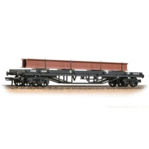 Bachmann 33-927A 30T Bogie Bolster Wagon GWR Grey with load