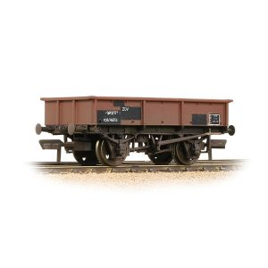 Bachmann 37-357 13T Steel Sand Tippler Wagon BR Bauxite Departmental Weathered
