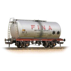 Bachmann 37-586A 45T TTA Tank Wagon Fina Weathered