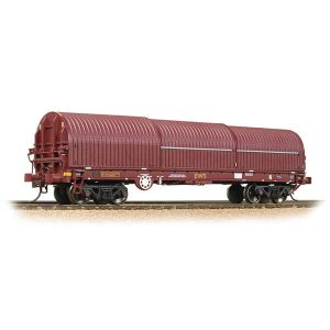 Bachmann 37-625A BRA Steel Carrier Wagon EWS