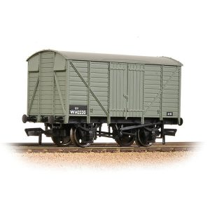 Bachmann 37-731B GWR 12T Ventilated Van BR Grey Early