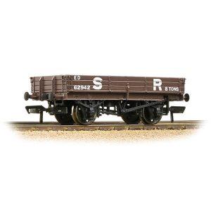 Bachmann 37-935 3 Plank Wagon SR Brown