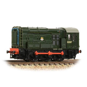 Graham Farish 371-013 Class 08 13287 BR Green Early Crest