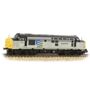 Graham Farish 371-164 Class 37/4 Refurbished 37428 'David Lloyd George' BR Railfreight Petroleum Sector