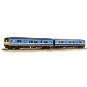Graham Farish 371-333 Class 150 150135 2 Car DMU BR Provincial Livery