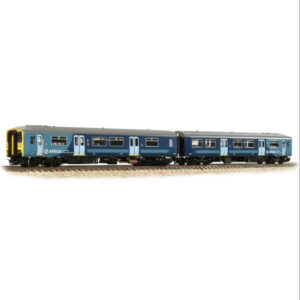 Graham Farish 371-334SF Class 150 150236 2 Car DMU Arrival Trains Wales DCC Sound Fitted