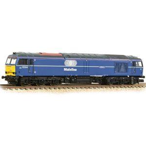 Graham Farish 371-351A Class 60 60044 'Ailsa Craig' Mainline Freight