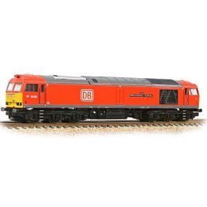 Graham Farish 371-359 Class 60 60100 'Midland Railway – Butterley' DB Cargo