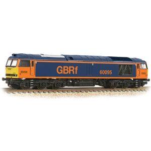 Graham Farish 371-360 Class 60 60095 GBRF