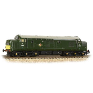 Graham Farish 371-453A Class 37/0 Centre Headcode D6984 BR Green with Small Yellow Panel
