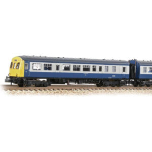 Graham Farish 371-506 Class 101 2 Car DMU BR Blue and Grey
