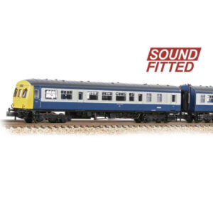 Graham Farish 371-506SF Class 101 2 Car DMU BR Blue and Grey DCC Sound Fitted