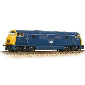 Graham Farish 371-601B Class 42 812 'The Royal Naval Reserve 1859-1959' BR Blue