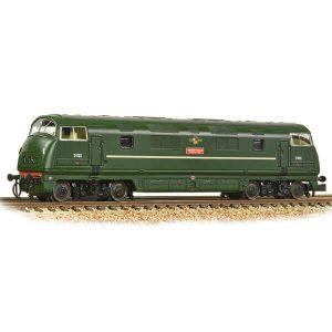 Graham Farish 371-606 Class 42 D820 'Grenville' BR Green Late Crest