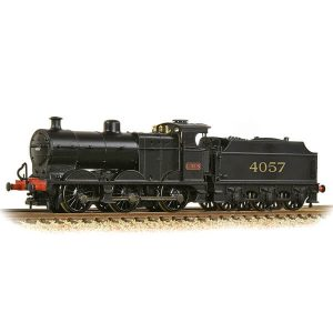 Graham Farish 372-063 Midland Class 4F with Fowler Tender 4057 LMS Black