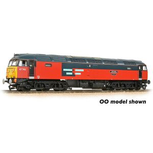 Graham Farish 372-262SF Class 47/7 47745 'Royal London Society For The Blind' Rail Express Systems Red DCC Sound Fitted