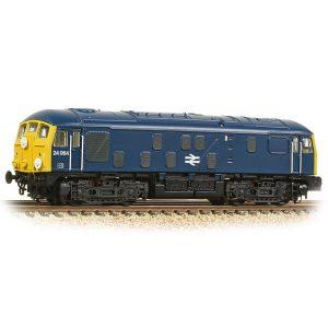 Graham Farish 372-975A Class 24 24064 BR Blue