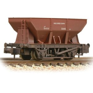 Graham Farish 373-216A 24T Ore Hopper Wagon BR Bauxite Early Weathered