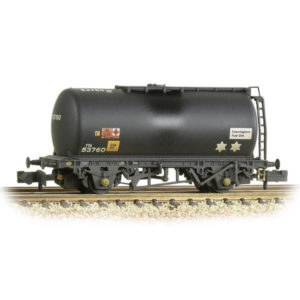 Graham Farish 373-783 45T TTA Tank Wagon Charringtons Black Weathered
