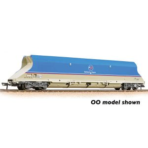 Graham Farish 373-812 HKA Bogie Hopper National Power De-Branded Weathered