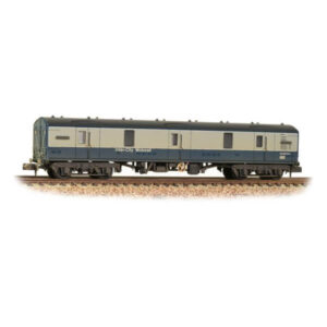 Graham Farish 374-137 BR Mk1 GUV General Utility Van BR Blue and Grey Motorail