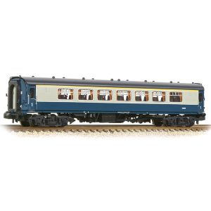 Graham Farish 374-215 BR Mk1 FO Pullman First Open BR Blue and Grey