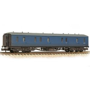 Graham Farish 374-587 Hawksworth Full Brake BR Blue Weathered