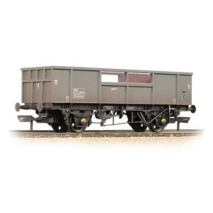 Bachmann 38-086B 34T MKA 'Limpet' Wagon BR Grey Weathered