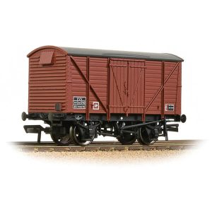 Bachmann 38-163 BR 12T Ventilated Van BR Bauxite TOPS