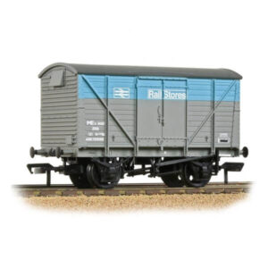 Bachmann 38-233 BR 12T Ventilated Van BR Departmental Rail Stores