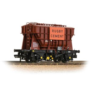 Bachmann 38-272A BR 22T Presflo Powder Wagon BR Bauxite TOPS Rugby Cement