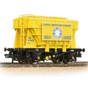 Bachmann 38-273 BR 22T Presflo Powder Wagon Blue Circle Cement