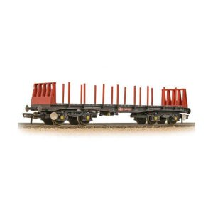 Bachmann 38-351B BAA Steel Carrier Wagon BR Railfreight Metals Sector Weathered