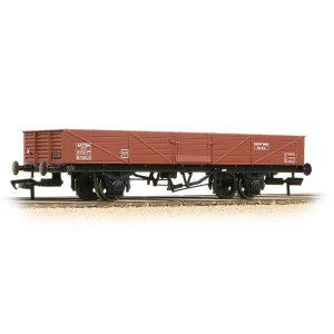 Bachmann 38-753 22T Tube Wagon BR Bauxite TOPS