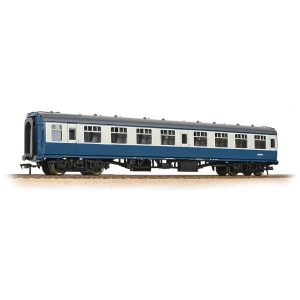 Bachmann 39-025E BR Mk1 SK Second Corridor BR Blue and Grey