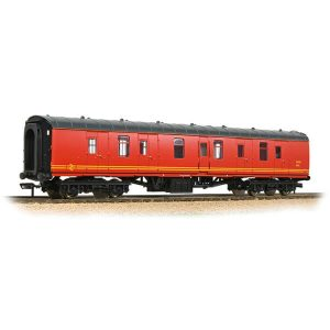Bachmann 39-184B BR Mk1 BG Full Brake Royal Mail Letters