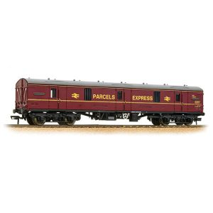 Bachmann 39-271F BR Mk1 GUV General Utility Van BR Maroon (Parcels Express)