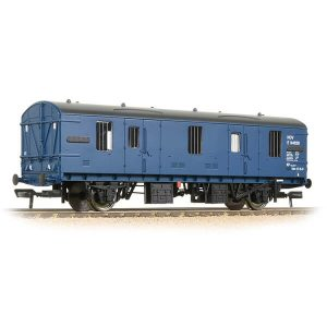 Bachmann 39-551A BR Mk1 CCT Covered Carriage Truck BR Blue