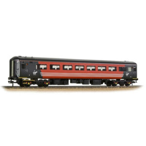 Bachmann 39-679DC BR Mk2F TSO Tourist Second Open Virgin Trains DCC Fitted