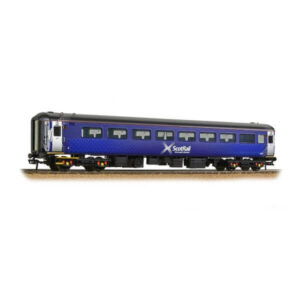 Bachmann 39-680 BR Mk2F TSO Tourist Second Open ScotRail Saltire