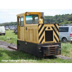Bachmann 392-025 Baguley-Drewry 70hp Diesel DH88 RNAD Dean Hill