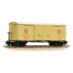Bachmann 393-030 Covered Goods Wagon SR Insulated