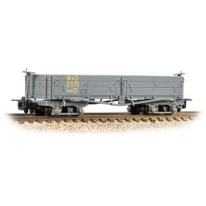 Bachmann 393-050A D Class Open Bogie Wagon WD Grey