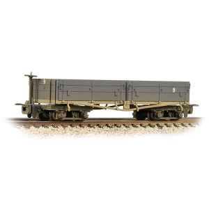 Bachmann 393-051A D Class Open Bogie Wagon Nocton Estates Weathered