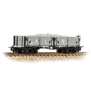 Bachmann 393-052A D Class Open Bogie Wagon Ashover Light Railway with load