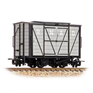 Bachmann 393-125 RNAD Van RNAD Grey